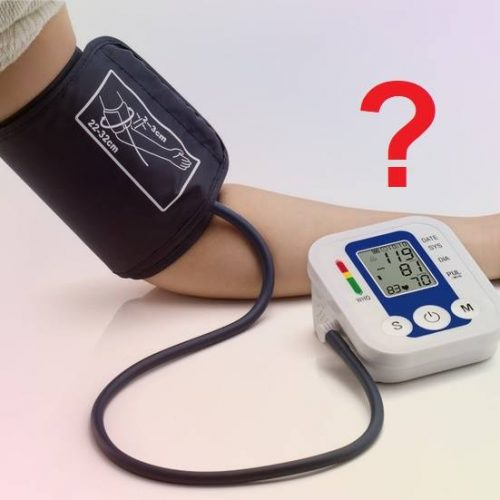 Does the automated blood pressure monitor measure blood pressure accurately?