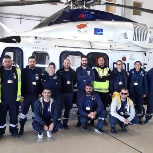 Εκπαίδευση Πληρώματος Ασθενοφόρου – Ambulance Crew Training